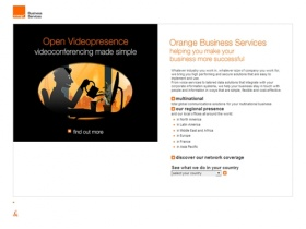 Orange Business Services - услуги связи