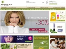 Ив роше создатель растительной косметики интернет магазин косметики и